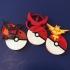 legendary pokemon keychains image
