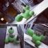 Metaballs Cactus Planter image