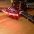Z250 drone led strip holder image