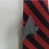 """Star Trek Voyager"" tie clip image"
