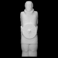 Castrexo Warrior sculpture