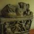 An Etruscan Alabaster Urn image