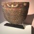 An Egyptian Cartonnage Pectoral and Broad Collar image