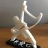 Judo totem for a wedding image