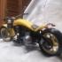 Custom Motorbike print image
