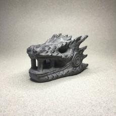 Dragonstone Gate Statue - Game of Thrones