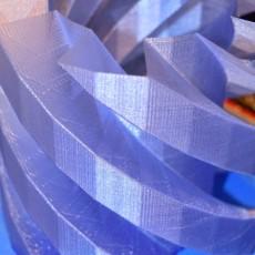 Spiral Helix Vase