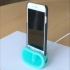 iPhone Speaker charging dock image