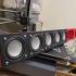 3D Printable Modular Sound Bar / Center Speaker image