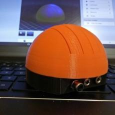 Orb Amplifier for the 2 Way Orb Speaker