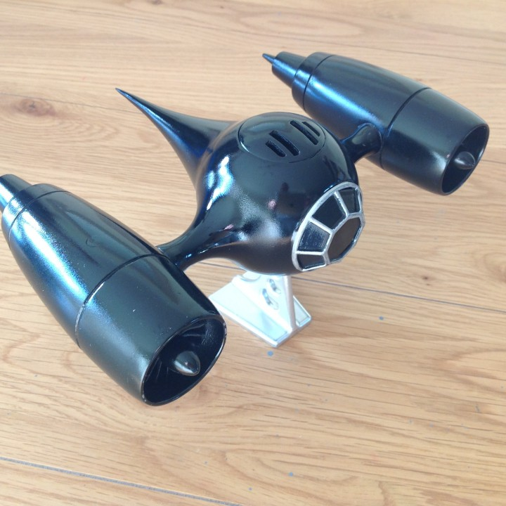 STAR WARS VADERS PERSONAL POD RACER