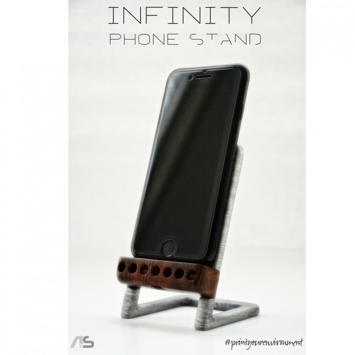 Infinity iPhone Stand (Sound Amplifying)