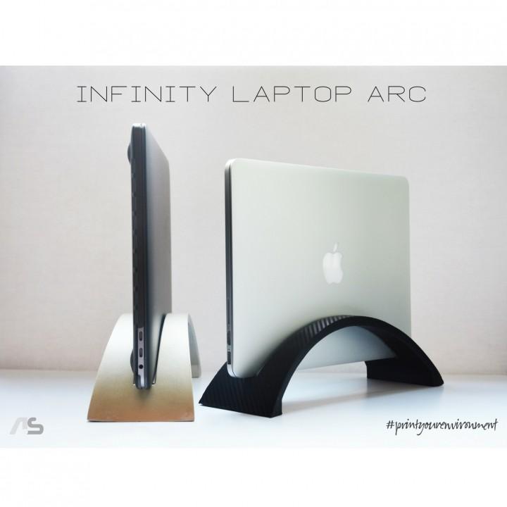 Infinity Laptop Arc