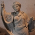 Probably a statue of the allegory of Victory image