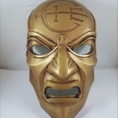 Dishonored Overseer Mask
