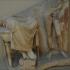 Fragment of Attic-Type Gravestone image