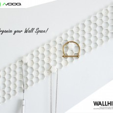 Wallhive | Modular Home Wall Storage System