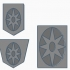 Dungeon Dolls: Shield & Armor with Insignias image