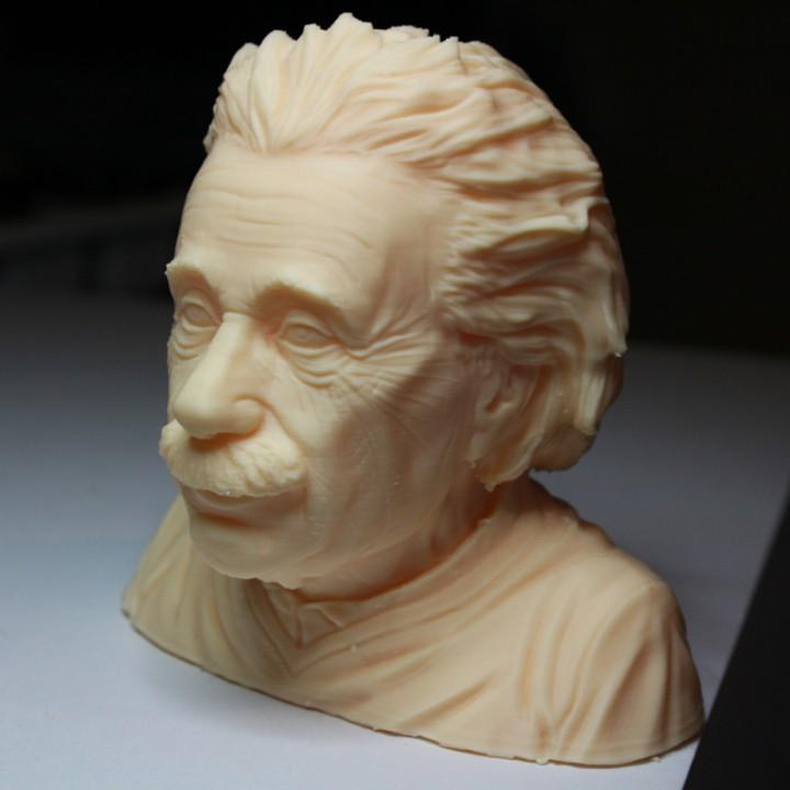 Albert Einstein Bust