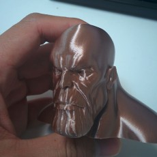 Picture of print of Thanos Bust