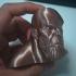 Thanos Bust print image