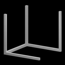 Sol Lewitt, Open Cube (open source version) - Caz Egelie