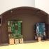 iRobot Create Bin for Arduino with Raspberry Pi A+, B+ or 2. image