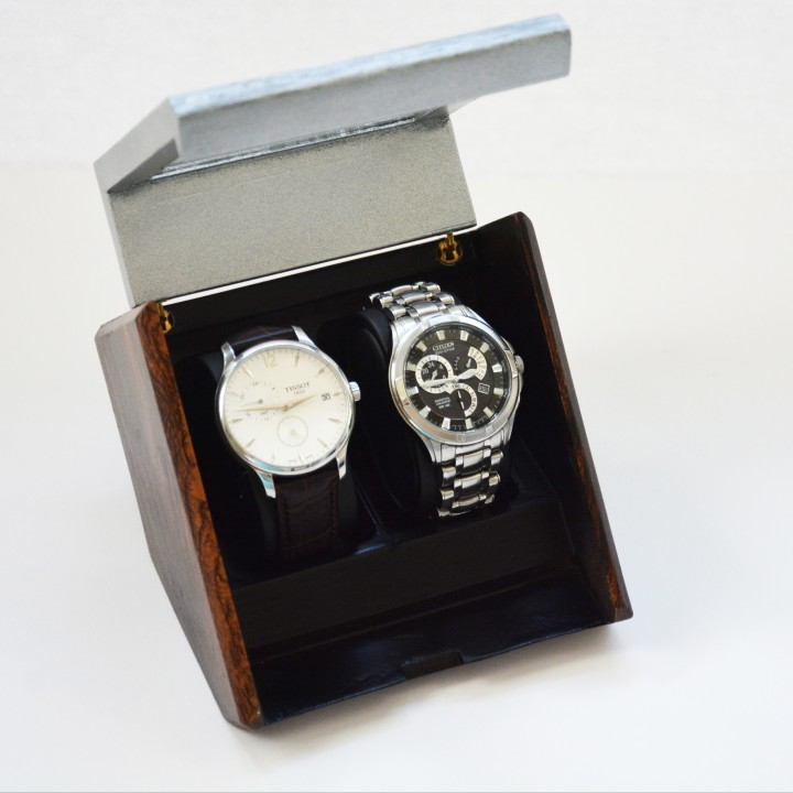 Watch Case - 3D Printed Build