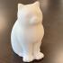 MakerBot Digitizer LaserCat - Layer thickness tests print image