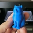 MakerBot Digitizer LaserCat - Layer thickness tests image