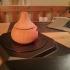 Garlic pot with lid image