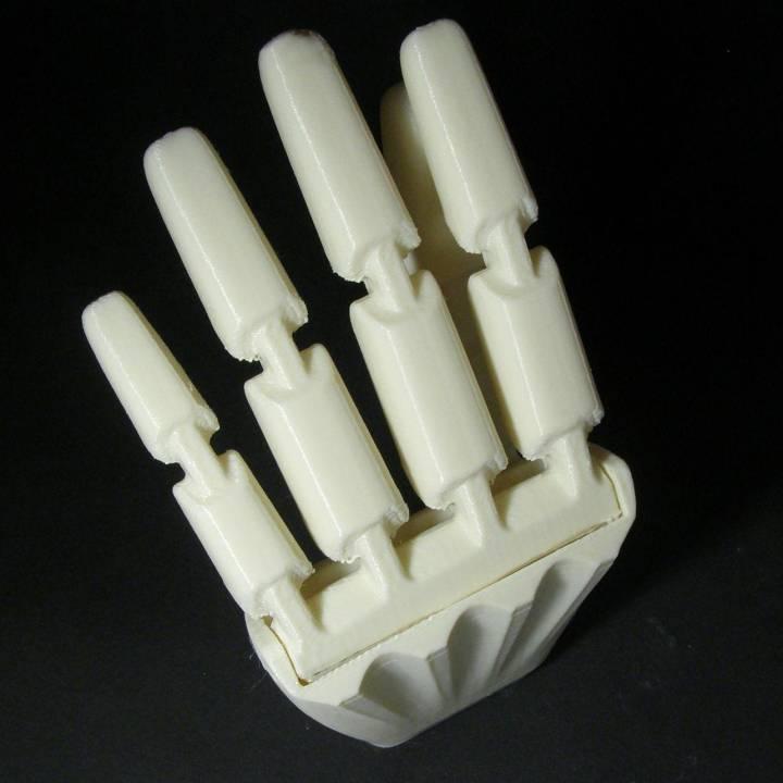 Super Simple Robotic Hand