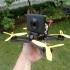 360 Camera Mount for OpenRC Mini Quad image