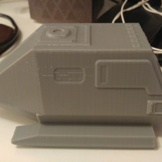 Picture of print of Star Trek Type 15 Shuttlepod