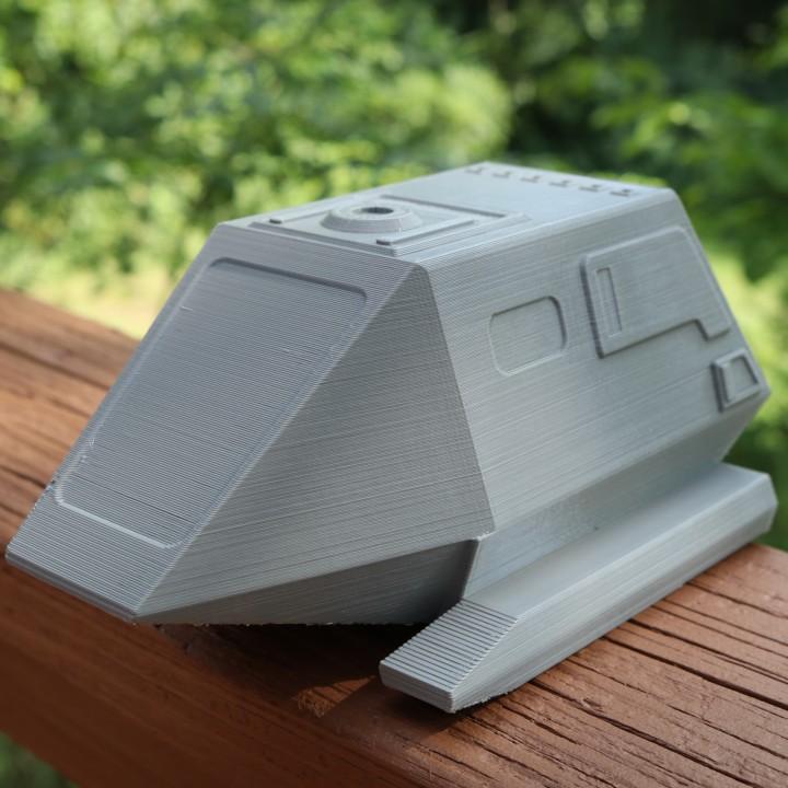 Star Trek Type 15 Shuttlepod