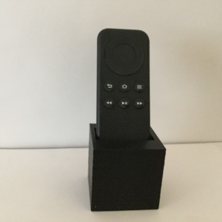 Fire tv remote holder v1