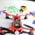 Protectors and camera system for Micro Drone Carbon Fibre Race image