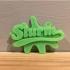 Slurm Keychain! (futurama) image