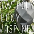 Low Poly Decoy Wasp Nest image