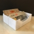 Card holder box (stackable) image