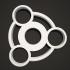 CIRCULAR FIDGET SPINNER image