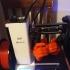 Oculus Rift Touch Controller wall mount/hanger print image