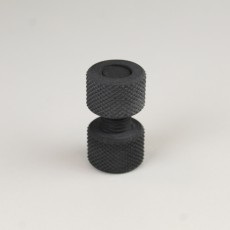 Picture of print of Knurling bolt and nut