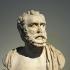 Portrait bust of the philosopher Polemon image