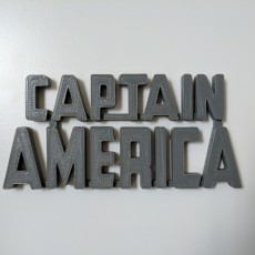 Captain America Logo (Marvel)