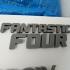 Fantastic Four Logo (Marvel) image