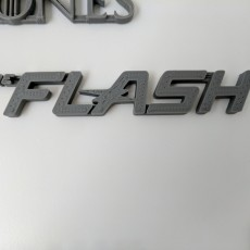 The Flash Logo (CW)
