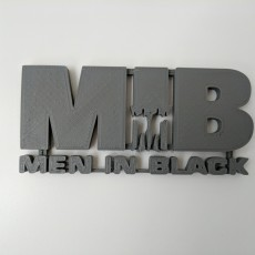 Men in Black Logo (Marvel)