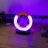 LED Overwatch Logo Light image