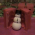 Pouring snowman mold (Soapmen example and more!) image